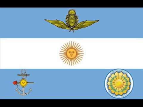 """Marcha argentina """"La Canción del Deporte"""""""