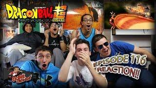 "TAKE 3! DRAGON BALL SUPER 116 REACTION!! + Predictions!! | ""カムバックの兆し! 超本能の巨大な爆発!"""