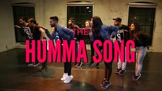 THE HUMMA SONG Dance | Bollywood Hip Hop Choreography | OK Jaanu