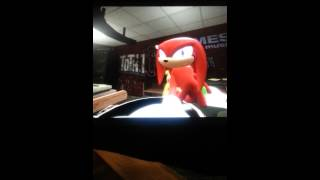 Knuckles vs pickachu