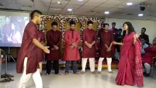 Kisi Disco Mein Jaaye | Adit's Holud Dance