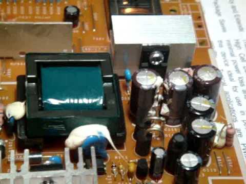 Ремонт монитора Samsung 740T