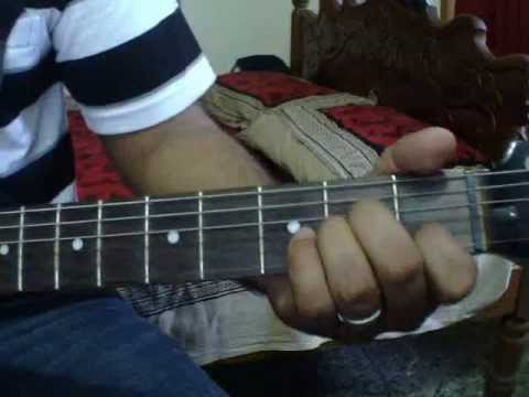 Guitar Tutorial for Kuch Kum (Dostana) - Sweet hindi melody...