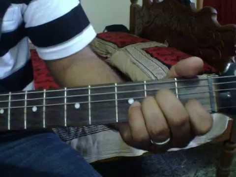 Guitar Tutorial for Kuch Kum (Dostana) - Sweet hindi melody for beginners