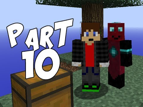 MINECRAFT - SKYBLOCK - PART 10 [MULTIPLAYER]