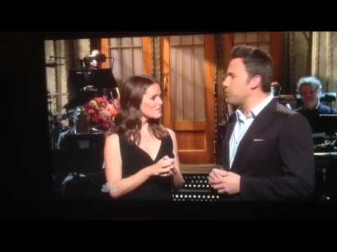 Jennifer Garner drunk on stage