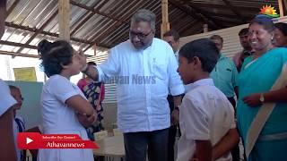 ஆளுநர் சுரேன் ராகவன் வலி.வடக்கு பிரதேசத்திற்கு விஜயம்!