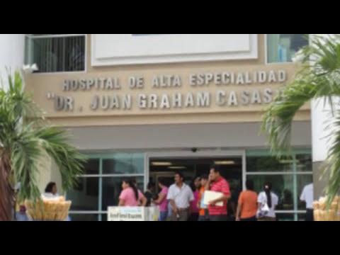 Exitosas primeras cirugías de ganglio centinela en Hospital Juan Graham