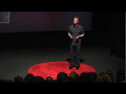 The unlearning curve: Greg Tehven at TEDxTC