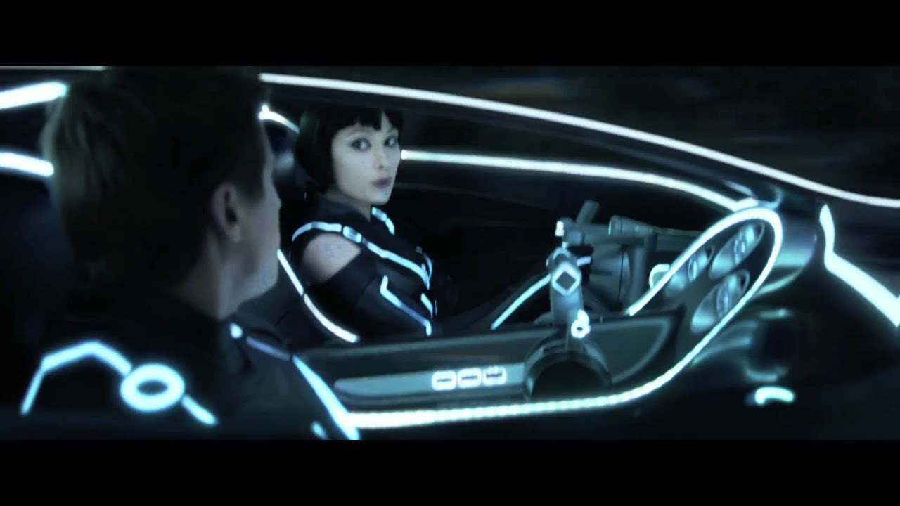 quorra (tron legacy) by