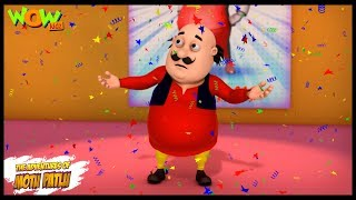 Download A party invitation  - Motu Patlu in Hindi - 3D Animation Cartoon for Kids -  As seen on Nickelodeon 3Gp Mp4