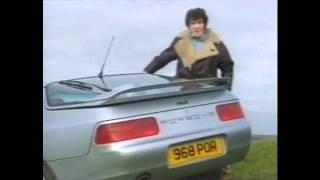 Old Top Gear 1992 - Porsche 968 & Jaguar XJS
