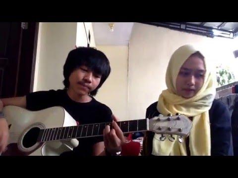 Siapkah Kau Tuk Jatuh Cinta Lagi -Azel ft Rika (cover)