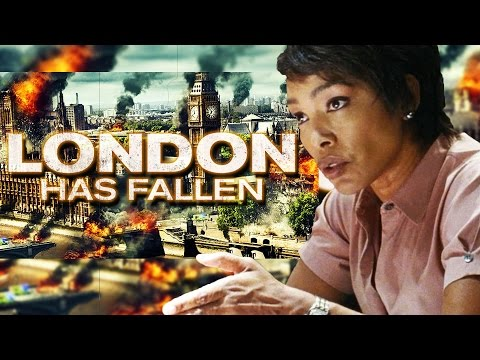 Angela Bassett Talks London Has Fallen - In Studio
