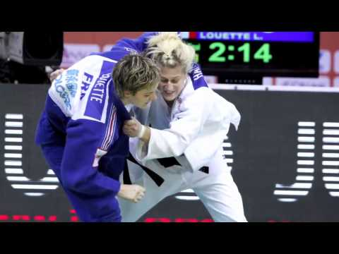 BSU at the Games: Kayla Harrison (USA Judo)