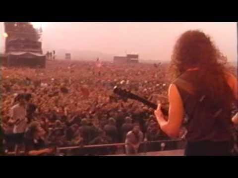 Metallica - Enter Sandman Live Moscow 1991 HD
