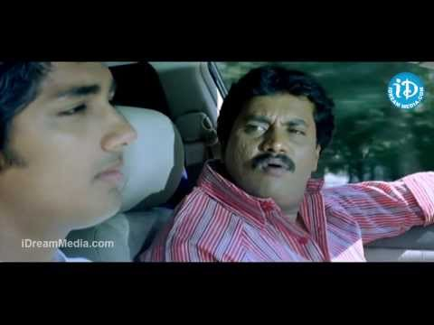 Sada, Siddharth Nice Emotional Scene - Chukkallo Chandrudu Movie