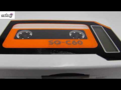 MP3 Player in Kassettenform (Gadget Test)