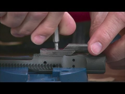 Gunsmithing - How to Build an AR-15 Upper Receiver
