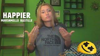 Baixar Happier Marshmello ft. Bastille Sign Language