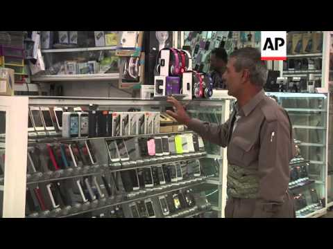 Business as usual in Dohuk despite the conflict in Iraq