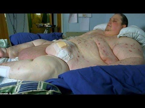 Fattest Person in Britain Britain's Fattest Man 980