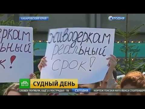 Хабаровские живодерки расплакались после вынесения приговора