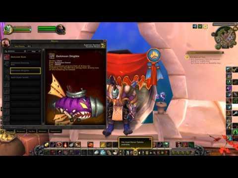 New 7.3 World Of Warcraft Legion Mounts