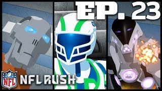 Ep. 23: Dropkick's Downfall (2012 - Full Show) | NFL Rush Zone: Season of the Guardians