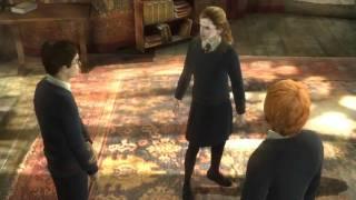 Прохождение игры гарри поттер и орден феникса задание флитвика