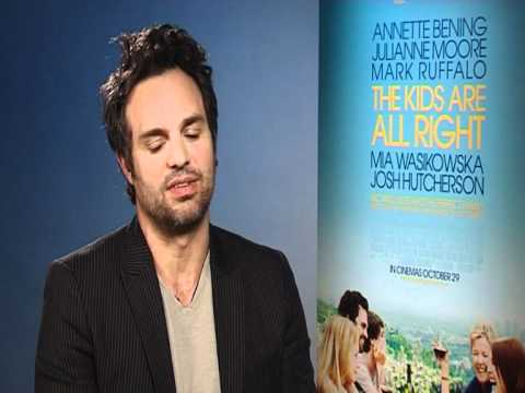 Mark Ruffalo talks 'The Kids Are All Right'