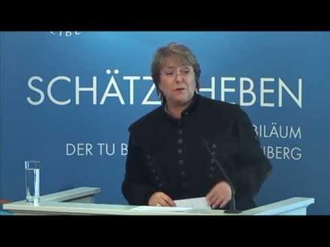 Doctorado honoris causa para la Excma. Sra. Dña. Michelle Bachelet