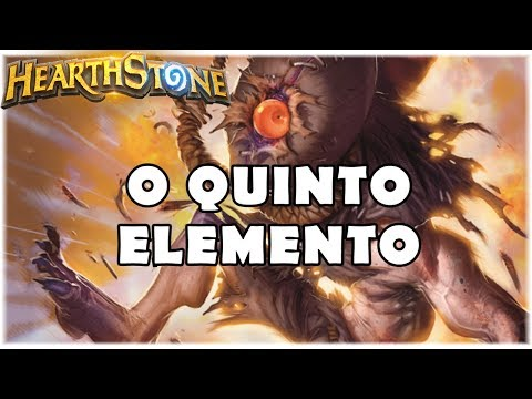 HEARTHSTONE - O QUINTO ELEMENTO! (STANDARD DK ELEMENTAL MAGE)