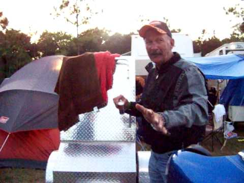 Daytona Beach Biketoberfest Camping and Fun!!