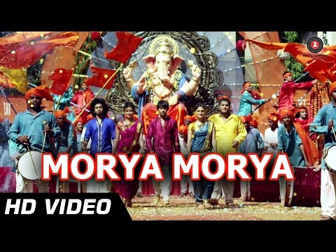 Morya Morya | Janiva | Daler Mehndi | Satya Manjrekar | Devotional Song | Hd video