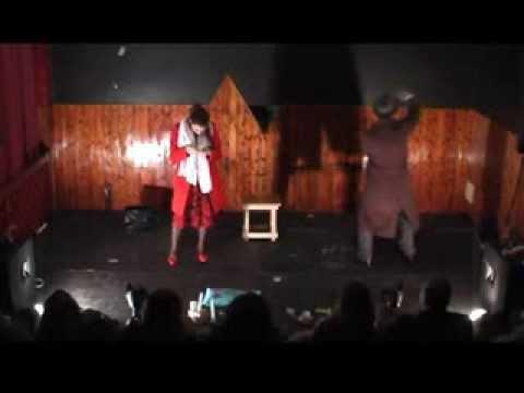 IN GINOCCHIO // spettacolo teatrale // Ultimo Teatro // Eliogabalo Fasano 08/02/2014