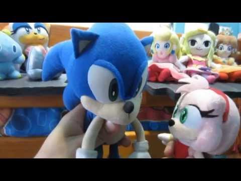 ABM: Sonic vs Amy Transformed Racing Gameplay MATCH!! HD !!