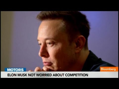 What Elon Musk Thinks of BMW's Electric Car