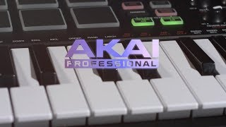 Akai MPK Mini Play Standalone Keyboard and MIDI Controller | Gear4music overview