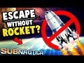 Subnautica - NO MORE NEPTUNE ROCKET?! We Can Use This!