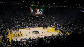 golden state warriors player intro 2017