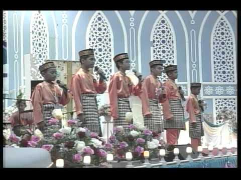 Festival Nasyid Sekolah - sekolah KPM Peringkat Kebangsaan 2014 - SM Putrajaya (Official)