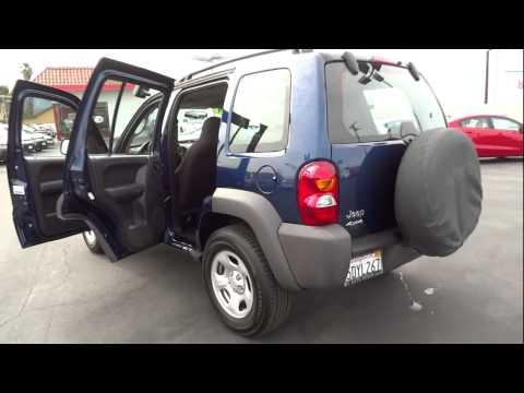 2004 Jeep Liberty San Fernando Valley, Ventura, Los Angeles, Kern, Santa Barbara County, CA 144457