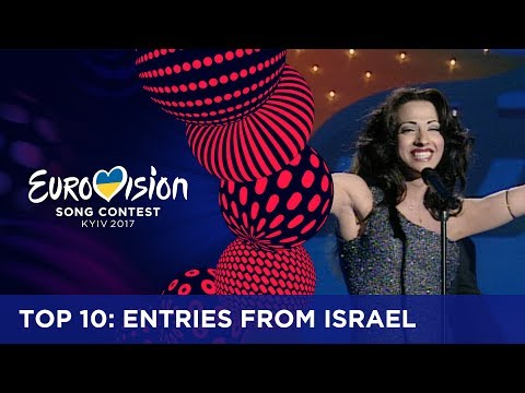 TOP 10: Entries from Israel