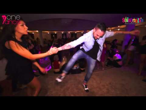 Diego Avendano Ibarra & Ozlem Sevimkan Social Salsa Video - Noche De Rumba by One Dance