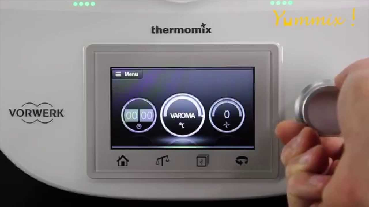 nouveau thermomix tm5 youtube. Black Bedroom Furniture Sets. Home Design Ideas