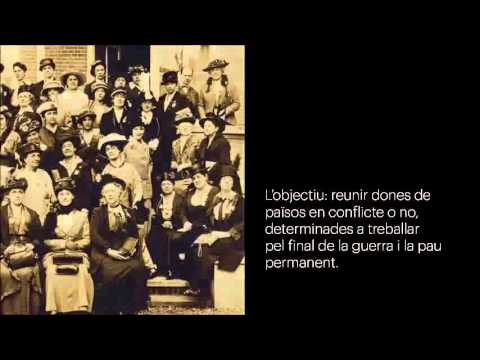 Premi ICIP Constructors de Pau 2014: Women's International League for Peace and Freedom (WILPF)