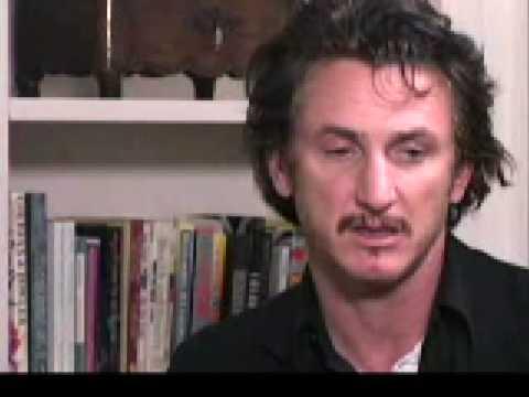 Peter Coyote interviews Sean Penn (2004)