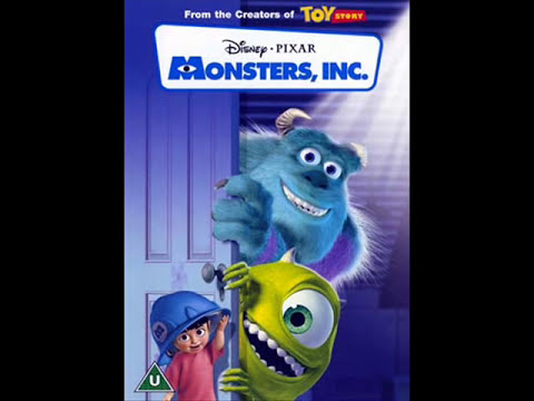 01.  Main Theme - Monsters, Inc OST