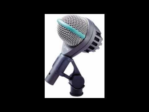 Bass Drum Microphone Shootout & Comparison - Kick Drum Mic